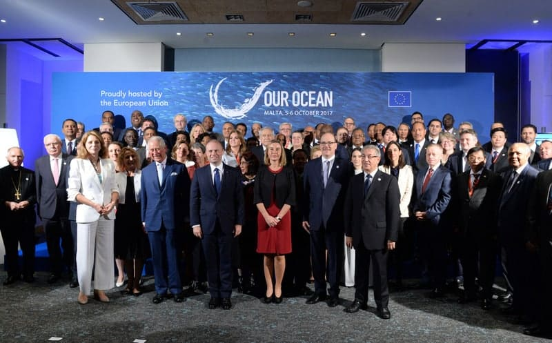 OUR OCEAN CONFERENCE IN MALTA