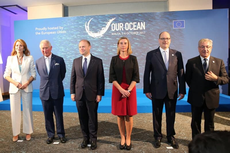 Conference 'Our Ocean, an Ocean for Life' in Malta – Day 1