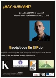 Cartel Luis Alfonso Gámez